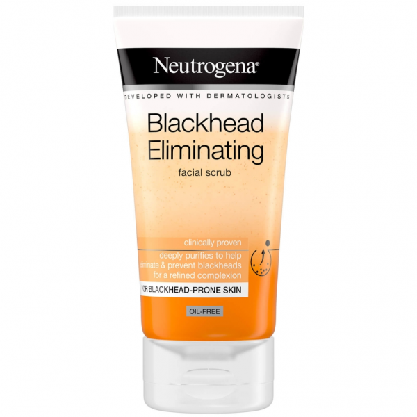 NEUTROGENA® Rapid Clear Blackhead Eliminating Scrub 125mL