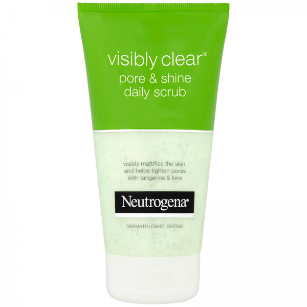 NEUTROGENA® Visibly Clear Daily Scrub 150mL