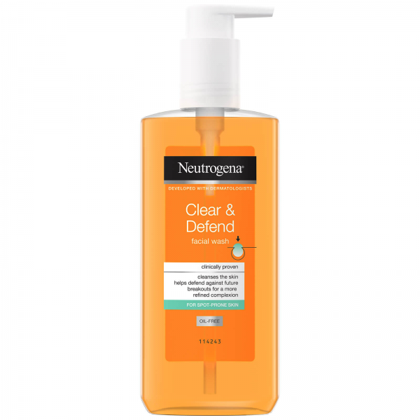 NEUTROGENA® Visibly Clear Gel Cleanser 200mL