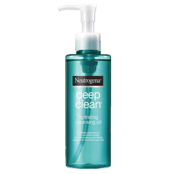 Neutrogena Deep Clean Hydrating Cleansing Oil