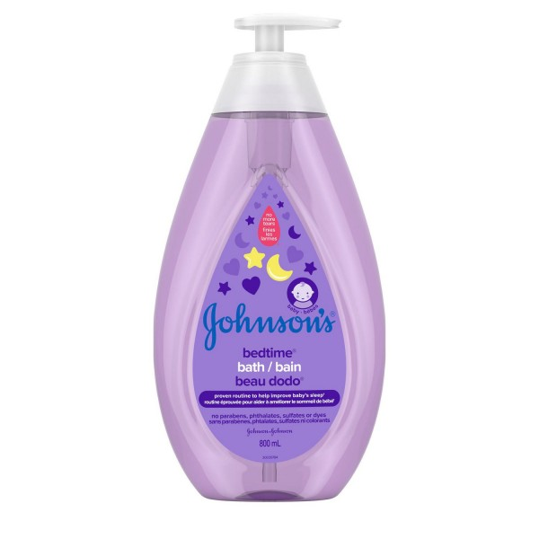 JOHNSON'S® Baby Bedtime Bath 800mL