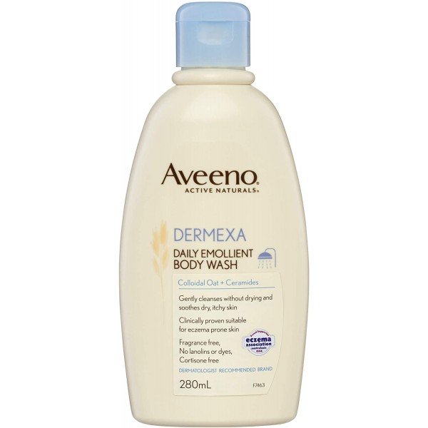 AVEENO® Dermexa Wash 280mL