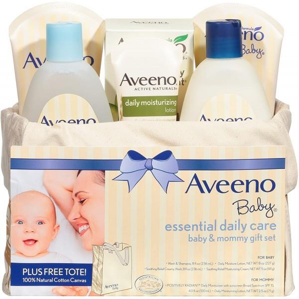 AVEENO® Mum & Baby Gift Box 3PCE