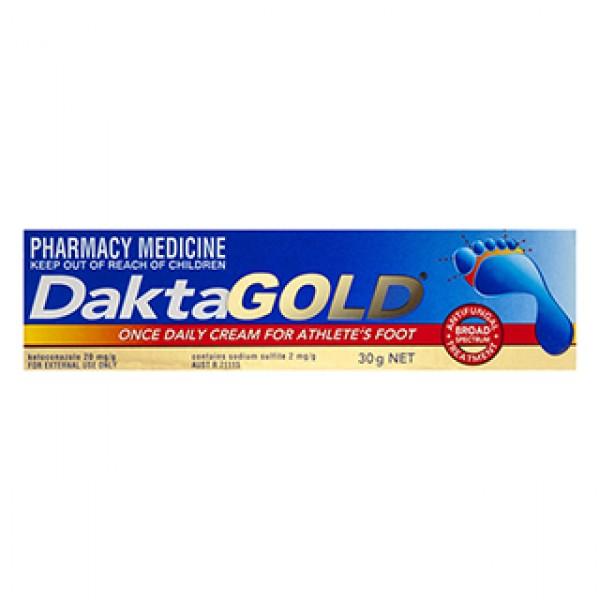 DAKTAGOLD® Cream 30g