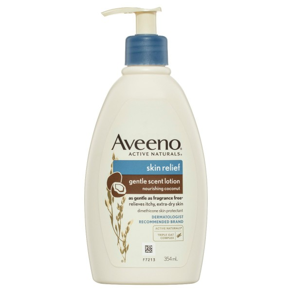 AVEENO Skin Relief Body Lotion Nourish Coconut 354mL