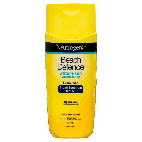 NEUTROGENA Beach Defence Lotion SPF50 198mL