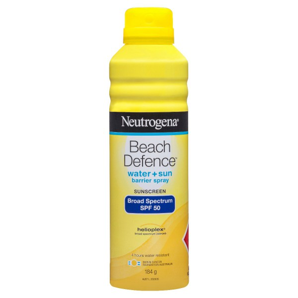 NEUTROGENA Beach Defence Mist SPF50 184g