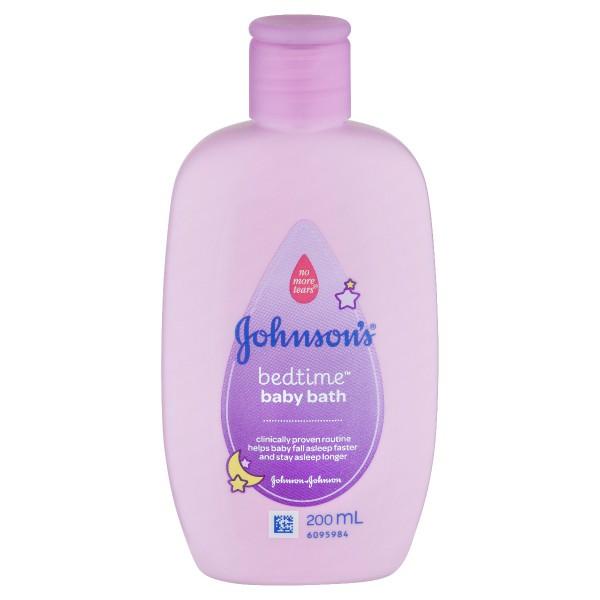 JOHNSON'S® Baby Bedtime Bath 200mL