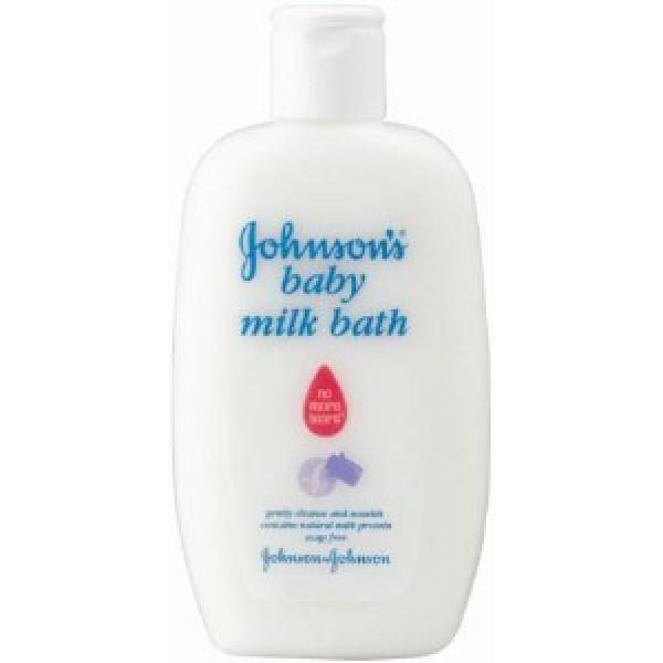 JOHNSON'S® Baby Bath Milk + Rice 500mL