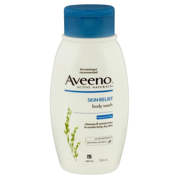AVEENO® Skin Relief Body Wash Fragrance-Free 354mL