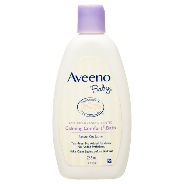 AVEENO® Baby Calming Comfort Bath 236mL