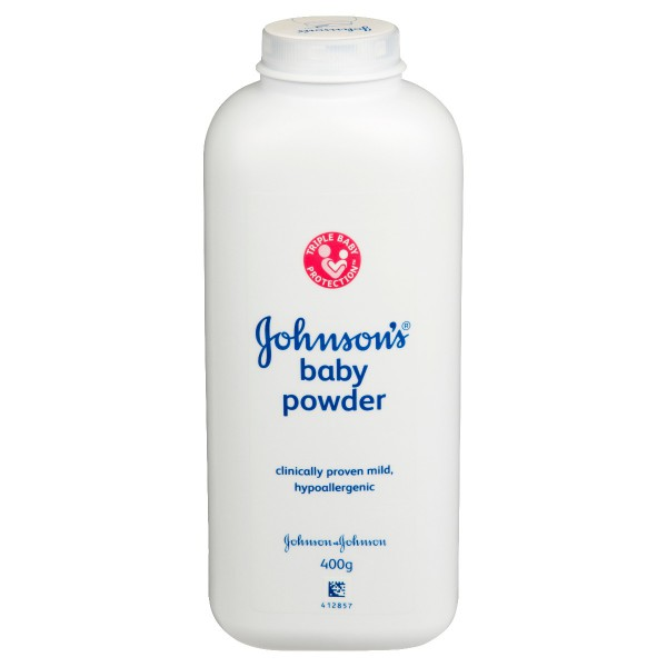 JOHNSON'S® Baby Powder 400g