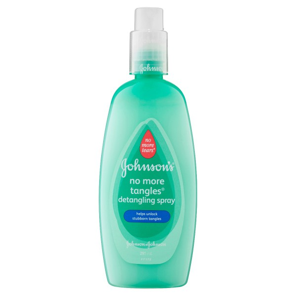 JOHNSON'S® Spray No More Tangles 295mL