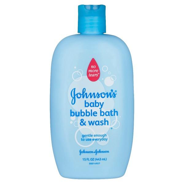 JOHNSON'S® Baby Bubble Bath 443mL