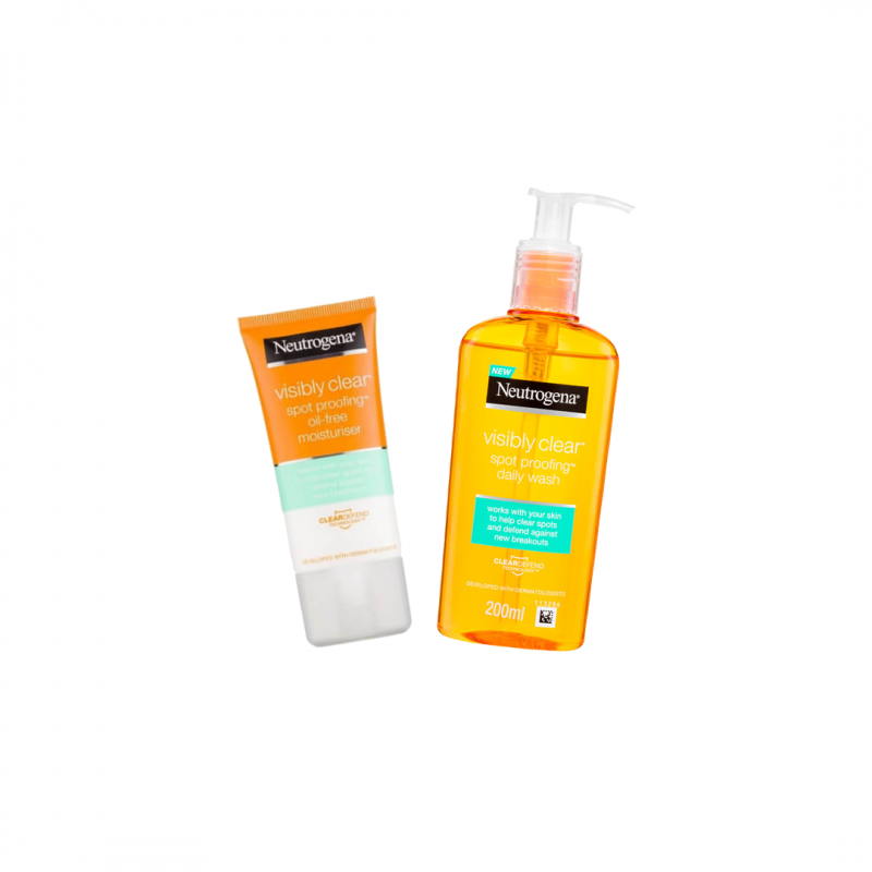 Neutrogena Visibly Clear Spot Proofing Pack (bundle of 3)